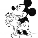 Mickey Mouse Coloring Book Pretty Mickey Mouse Clubhouse Colouring Awesome Minnie Mouse Coloring Book