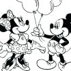 Mickey Mouse Coloring Pages Pdf Unique 1st Birthday Printable Coloring Pages – Amconstructors