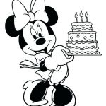Mickey Mouse Coloring Pictures Inspired 45 Baby Minnie Mouse Coloring Pages Free Zaffro Blog