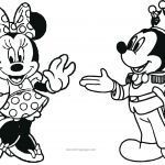 Mickey Mouse Coloring Pictures Wonderful Best Baby Mickey Mouse Coloring Page 2019