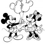 Mickey Mouse Printable Coloring Pages Awesome Minnie and Mickey Mouse Coloring Pages Elegant Minnie Mouse Coloring