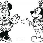 Mickey Mouse Printable Coloring Pages Fresh Best Baby Mickey Mouse Coloring Page 2019