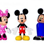 Micky Mouse Coloring Sheets Fresh Mickey Mouse to Color