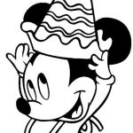 Micky Mouse Coloring Sheets Inspirational Free Printable Mickey Mouse Coloring Pages for Kids