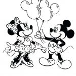 Micky Mouse Coloring Sheets Inspirational Mickey and Minnie Mouse Coloring Pages Unique Minnie Mouse Coloring