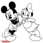 Micky Mouse Coloring Sheets Unique Coloring Remarkable Mickeyse Coloring Book Pages New Clubs Cool