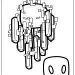 Minecraft Colouring Pages Elegant Free Printable Crafts for Preschoolers Fresh Minecraft Coloring
