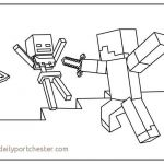Minecraft Colouring Pages Wonderful Minecraft Coloring Pages Free Beautiful Minecraft Free to Color for