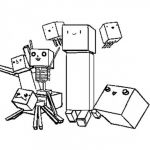 Minecraft Colouring Pages Wonderful Popular Minecraft Coloring Pages to Print with Minecraft Coloring