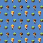 Minecraft Wrapping Paper Printable Awesome Minecraft Alex