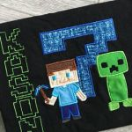 Minecraft Wrapping Paper Printable Beautiful Minecraft Birthday