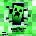 Minecraft Wrapping Paper Printable Best Printable 3 Minecraft Templates Template – Olnet