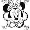 Miney Mouse Coloring Elegant Minnie Mouse Coloring Pages Printable Printable Cds 0d – Fun Time