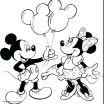 Miney Mouse Coloring Excellent Minnie Mouse Color Sheets – Wamifu