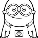 Minion Color Sheet Pretty top 35 Despicable Me 2 Coloring Pages for Your Naughty Kids