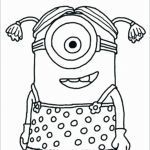 Minion Color Sheets Inspirational 13 Fresh Minion Coloring Page