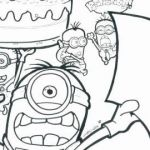 Minion Color Sheets Inspired Free Minion Coloring Pages Best N Coloring Page Letter N Coloring