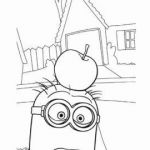 Minion Coloring Book Best Free Minion Coloring Pages Awesome Free Printable Coloring Page