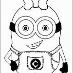 Minion Coloring Book Best Lovely Minion Coloring Pages