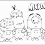 Minion Coloring Book Excellent Minion Coloring Pages New Free Minion Coloring Pages Awesome 0d