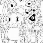Minion Coloring Page Best Minions Coloring Page Fvgiment