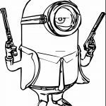 Minion Coloring Page Marvelous Minion Coloring Pages Bob