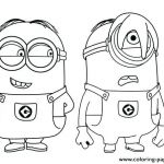 Minion Coloring Pages Free Inspiration Minion Coloring Games – Sugarbucketink