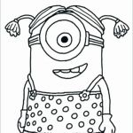 Minion Coloring Pages Free Marvelous 13 Fresh Minion Coloring Page