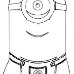 Minion Coloring Pages Pdf Exclusive the Best Free Stuning Coloring Page Images Download From 100 Free