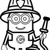 Minion Coloring Pages Pdf Inspirational Best Printable Coloring Pages Minions