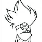 Minion Coloring Pages Pdf Pretty Free Coloring Online – Tipsonairpurifiersfo