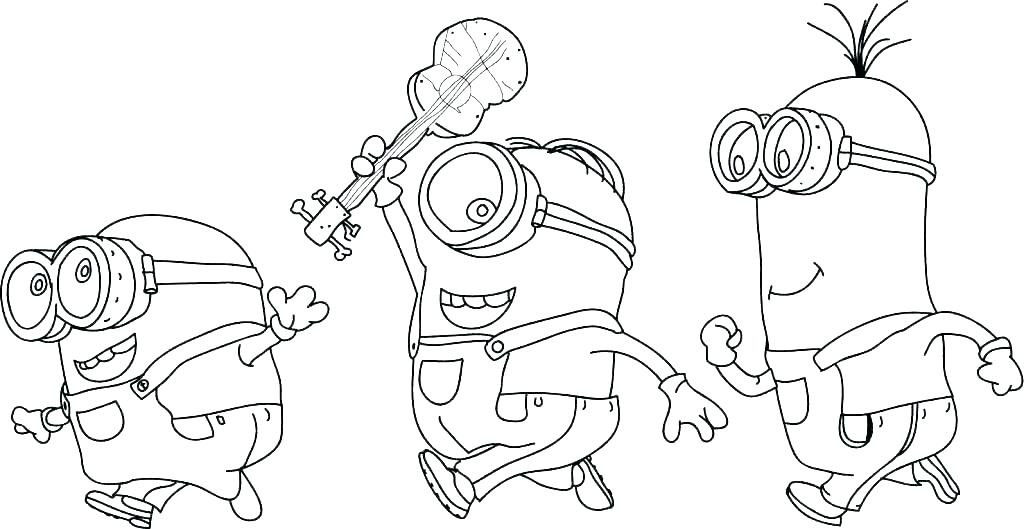 Minion Halloween Coloring Pages Brilliant Coloring Pages