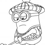 Minion Printable Coloring Pages Inspirational Coloring Books Funny Despicable Me Minion Free Printable