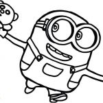 Minion Printable Coloring Pages Marvelous Minion Coloring Sheets 650 479 Minion Coloring Sheets Free