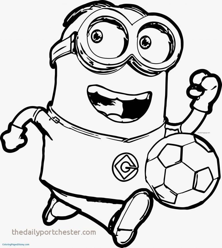 Minions Color Sheets Inspirational 11 Inspirational Minion Color Pages
