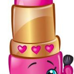 Miss Mushy Moo Shopkins Marvelous Pinterest