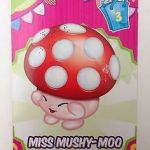 Miss Mushy Moo Shopkins Wonderful 42 Best Shopkin Collecter Cards Images In 2017