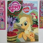 Mlp Coloring Books Inspiration My Little Pony Coloring and Activity Book with 30 Mlp Stickers Buy
