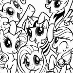 Mlp Coloring Books Inspirational My Little Pony Coloring Pages Printable