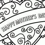 Mom Coloring Pages to Print Elegant Coloring Happy Birthday Coloringages torint Mom Freerintable
