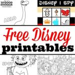 Mom Coloring Pages to Print Inspirational Disney Printables · the Typical Mom