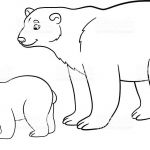 Mom Coloring Sheets Brilliant Fresh Baby and Mother Animals Coloring Pages – Kursknews
