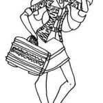 Monster High Color Pages Inspired Monster High Coloring Pages Best Coloring Pages Monster High