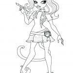 Monster High Coloring Games Beautiful Coloring Pages Of Monsters University – Irvinecarpetcleaningfo