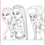 Monster High Coloring Pages Pdf Awesome Monster High Coloring Pages Pdf Printables Coloring Pages