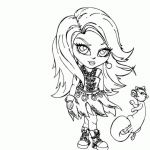 Monster High Coloring Pages Pdf Best Of 25 Cute Love for Monster High Coloring Pages Picture – Coloring Page