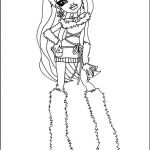 Monster High Coloring Pages Pdf Fresh 25 Cute Love for Monster High Coloring Pages Picture – Coloring Page