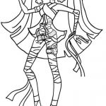 Monster High Coloring Pages Pdf Inspirational Monster High Coloring Pages to Print Unique Monster High Coloring