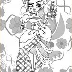 Monster High Coloring Pages Pdf New De Monster High Beau Frankie Stein Monster High Coloring Page