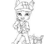 Monster High Coloring Pages Pretty Alexandershahmiri Page 143 Summer Coloring Pages for